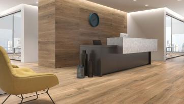 keramisch houtlook vloer